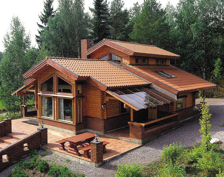 Finn gerenda s r nkh z forgalmaz p t s szolg ltat kft for Casas de madera ofertas liquidacion